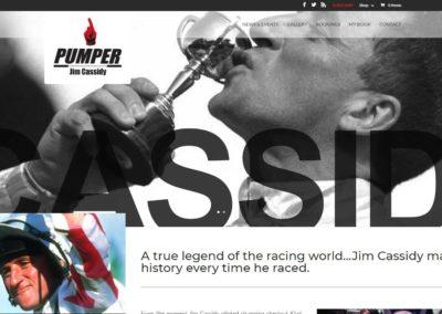 Jim Cassidy – Jockey