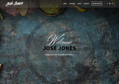 Jose Jones Restaurant & Bar