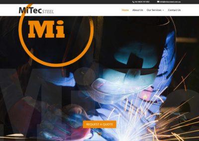 Mitec Steel Wollongong